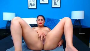 Curvy Latina Having A Good Fuck